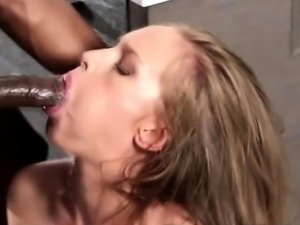 Small Teen Destroyed And Jizzed by BBCs!