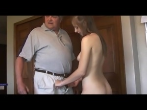 Old and Young Home Movie