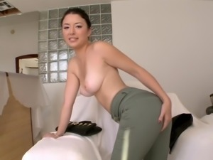 18 years old Korean showing us her pussy