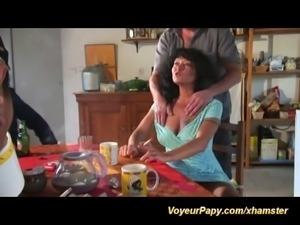 voyeur papy loves extreme sex