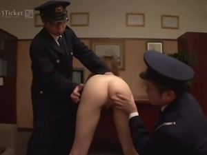 Miharu Kai Prison Punishment (Uncensored JAV)