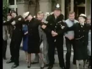 Benny Hill Police