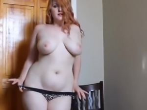 Beautiful BBW Dances