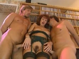 Cum on stockings 6