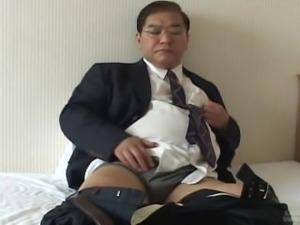 Japanese old man 41