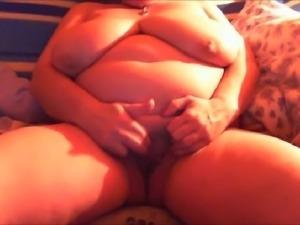 fat big boobs german mature