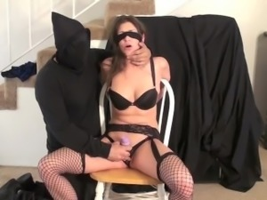 SB__Model tricked into Bondage Pt.2