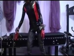 Leather Bondage