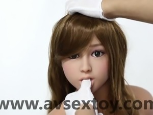 158 Japanese Real Sex Life Like Love Doll By Avsextoy