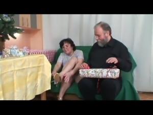 Michaela & Tatana - Sexy Christmas surprise