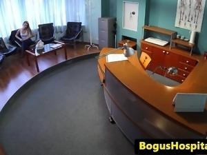 Euro patient fingered in bogus hospital