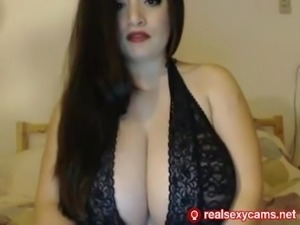 Unknown never seen gorgeous babe JJJ cup - more at realsexycamsdotnet