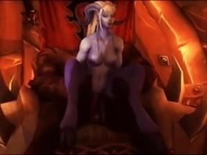 World of Warcraft Porn Compilation