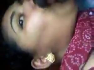 malllu with bf lick