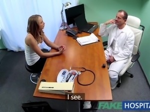 FakeHospital Doctor gives sexual support
