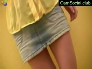 ✿ CamSocial.club - horny french young lady man cum a second time big cock