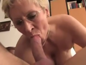 hot german granny pounded hard