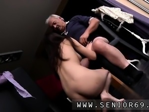 Street hooker blowjob first time Horny senior Bruce catches