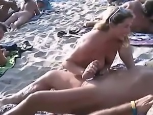 Just a sweet nudist beach compilation of horny couples