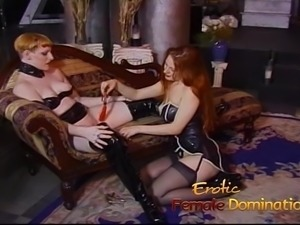 Two smoking hot redheads enjoy pleasuring each others wet