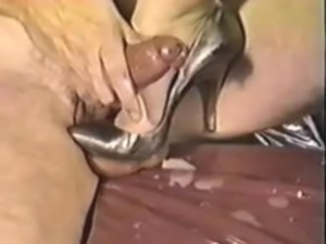 Shoe fuck and Ballbusting