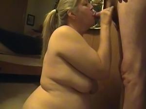 Sexy Wife Blowjob