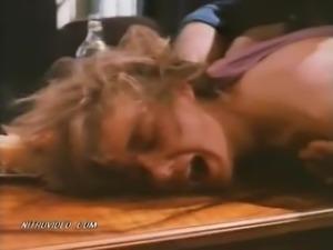 Blonde Hot Inmate Lori Jo Hendrix Gets Fucked By Warden