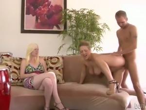 Stupid wifey waited until her stud ends buttfucking her torrid kooky