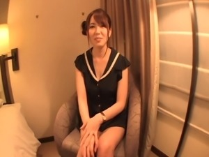 Lovely and sassy Japanese nurse boycotts duty just for a heated fuck in this...