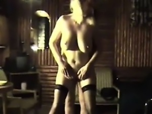 Dancing and spouse nude