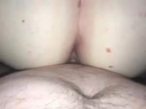 Cheating wife fucks bf doggy