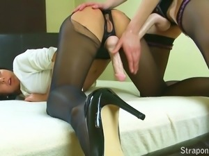 From Dirty Slave To Domme Mistress. Part 2 of 3.