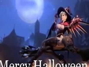 Overwatch Whim Halloween skin