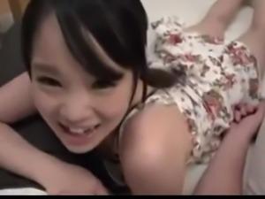 Japanese cutie Risa