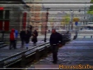 Real dutch prozzie sucks