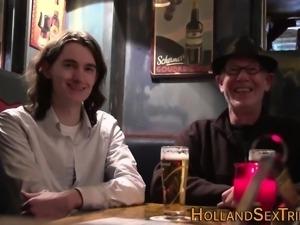 Real dutch prozzie sucks