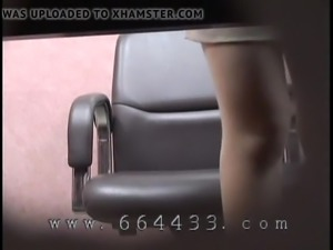 Peeping the Thigh &amp_ Shorts by Hidden Cam - FREE @ www.WebCummers.com