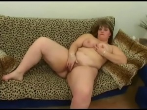 Horny Fat BBW GF Addicted to fucking and sucking cock-1