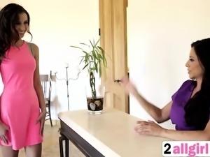 Erotic naked babes sensual lesbian sex