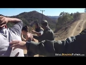 Naughty Mexican Hitchhiker Slave Fucking