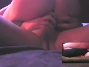 cumming in her ass