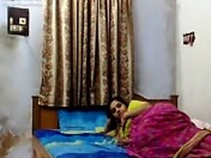 Desi wife sex mms with house owner