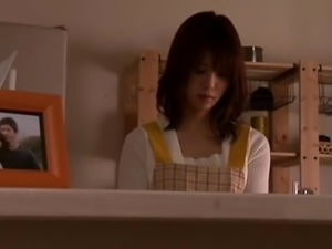 Azumi looks so awesome while the guys are drilling her twat!