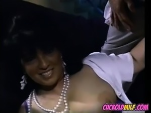 Cuckold mom big babe pierced swing Kitty from 1fuckdatecom