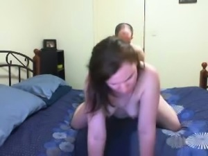 Voracious MILF gives head and then fucks dirty in a doggy position