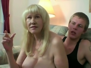 This granny has the sex drive any young woman can be envious of