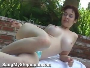 Hot MILF Bianca Seduces Boyfriend