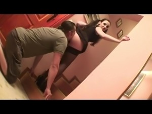 Mistress with her houseboy