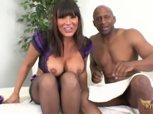 Ava Devine is looking forward to tasting and feeling a black tool