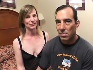 STP1 Amateur Couple Fuck On Film For First Time!